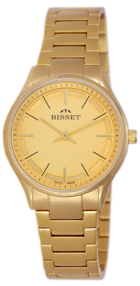 Bisset BSBE67GIGX03BX - zegarek damski
