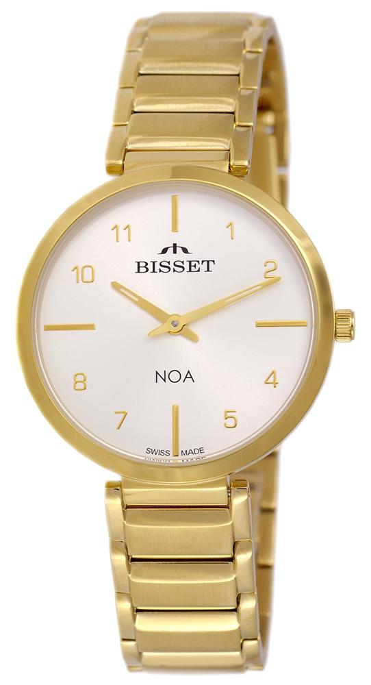 Bisset BSBE76GMSX03BX - zegarek damski