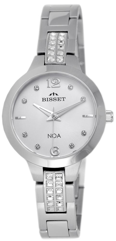 Bisset BSBE77SMSX03BX - zegarek damski