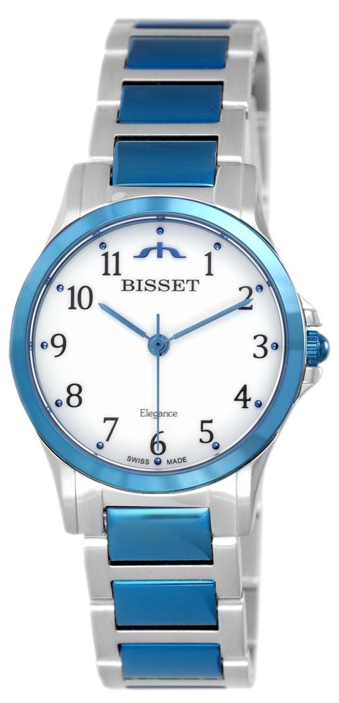 Bisset BSBE78TAWD03BX - zegarek damski