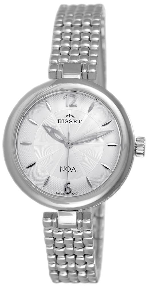 Bisset BSBE81SMSX03BX - zegarek damski