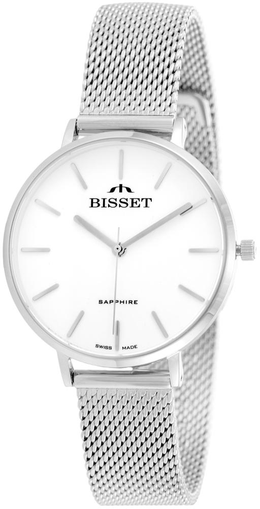 Bisset BSBF32SIWX03BX - zegarek damski