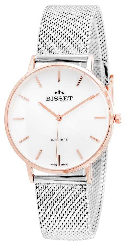 Bisset BSBF33RISX03BX - zegarek damski