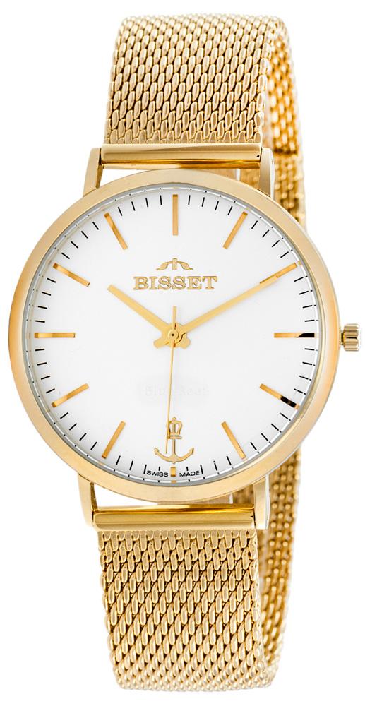 Bisset BSDE65GISX05BX - zegarek męski