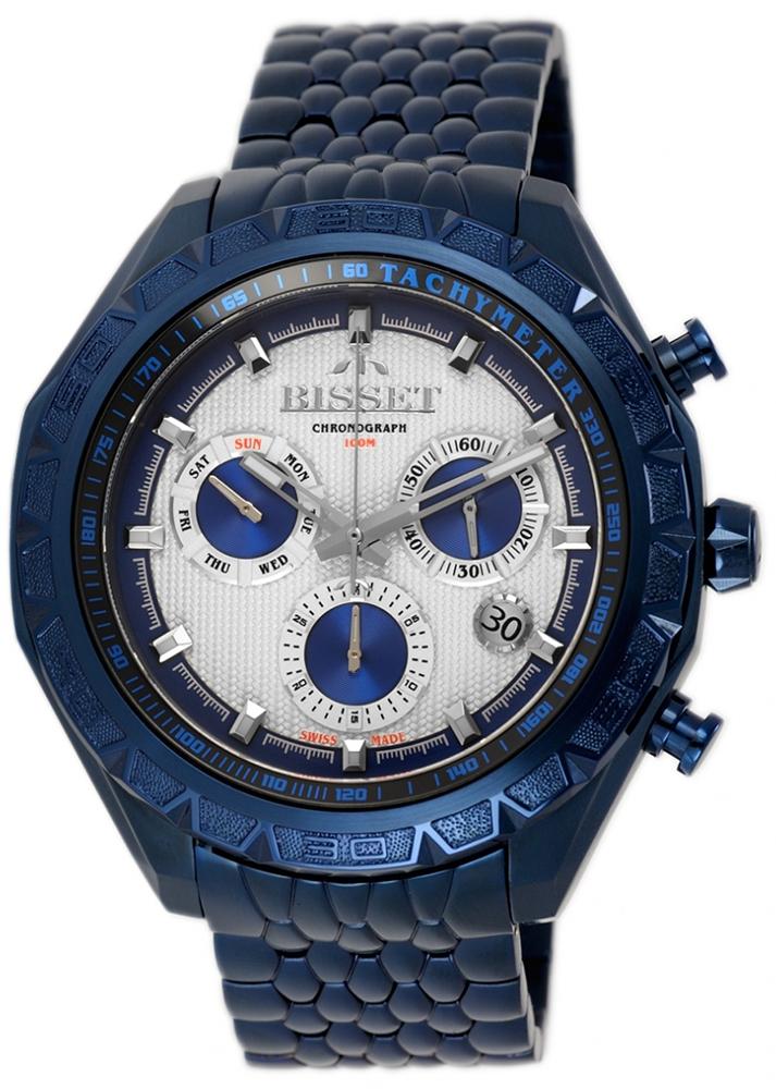 Bisset BSDF13VISD10AX - zegarek męski