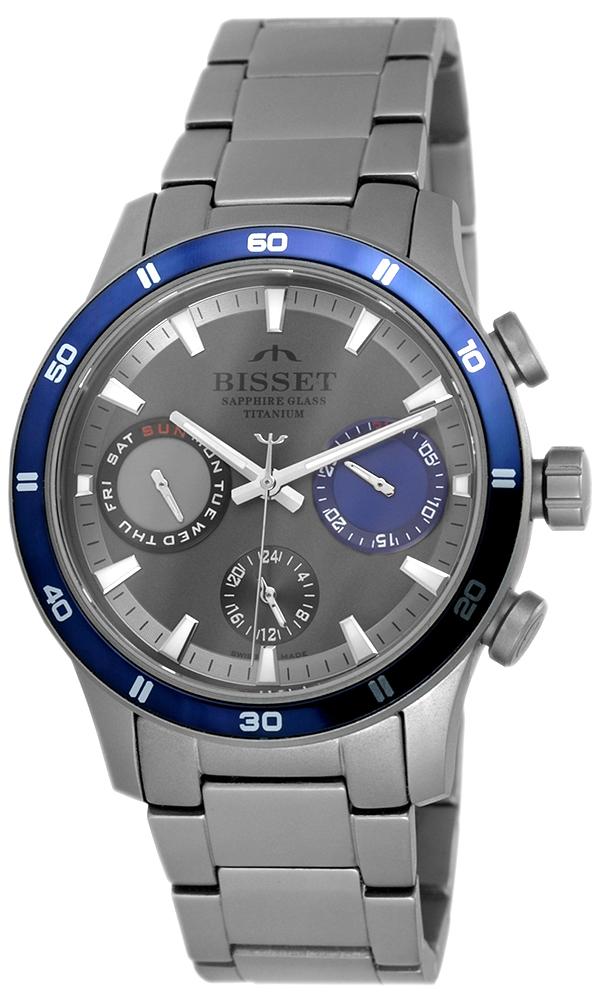 Bisset BSDF17DIVX10AX - zegarek męski