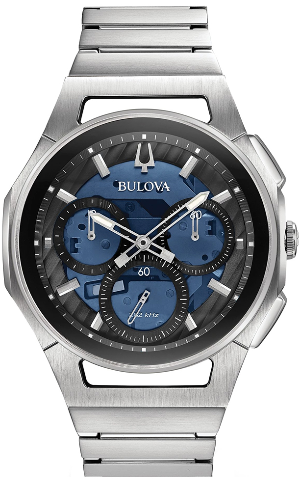 Bulova 96A205 - zegarek męski