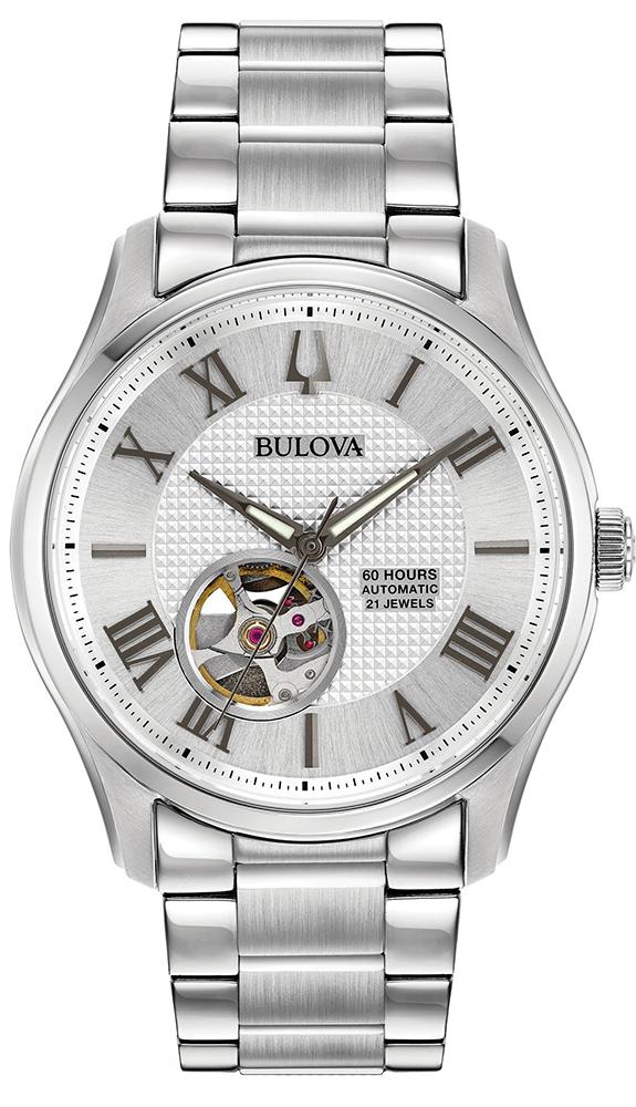 Bulova 96A207 - zegarek męski