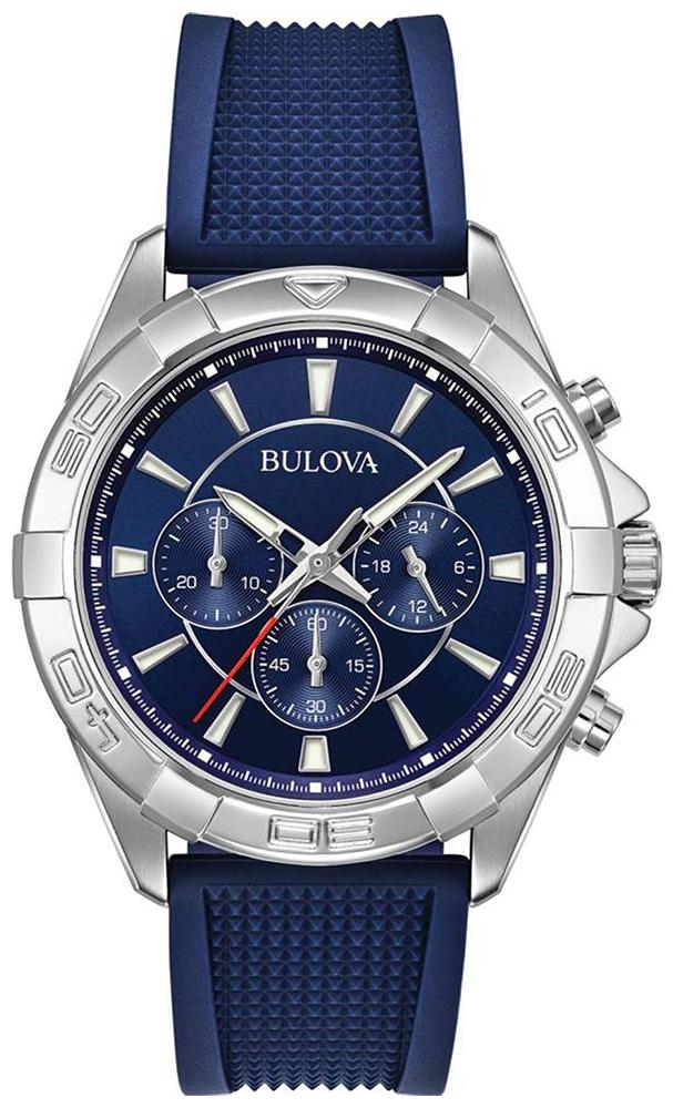 Bulova 96A214 - zegarek męski