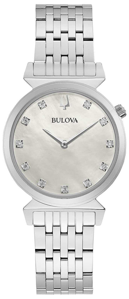 Bulova 96P216 - zegarek damski