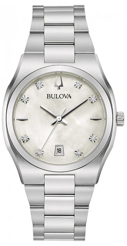 Bulova 96P218 - zegarek damski