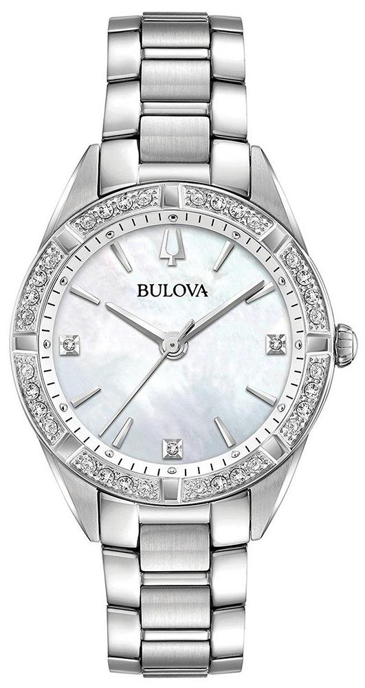 Bulova 96R228 - zegarek damski