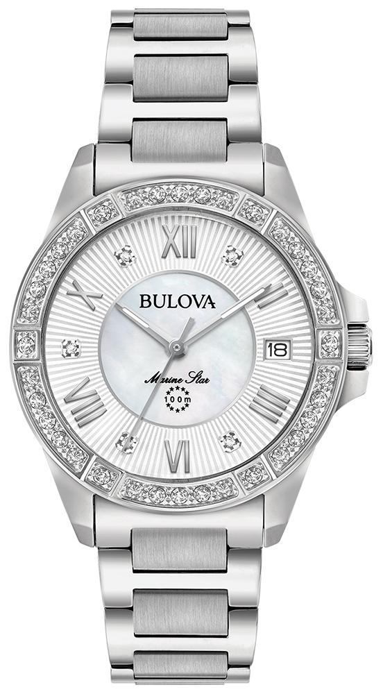 Bulova 96R232 - zegarek damski