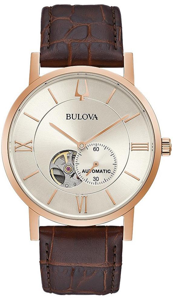 Bulova 97A150 - zegarek męski