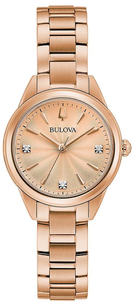 Bulova 97P151 - zegarek damski
