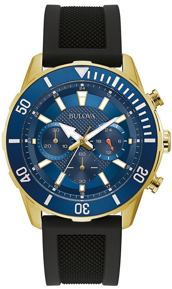 Bulova 98A244 - zegarek męski