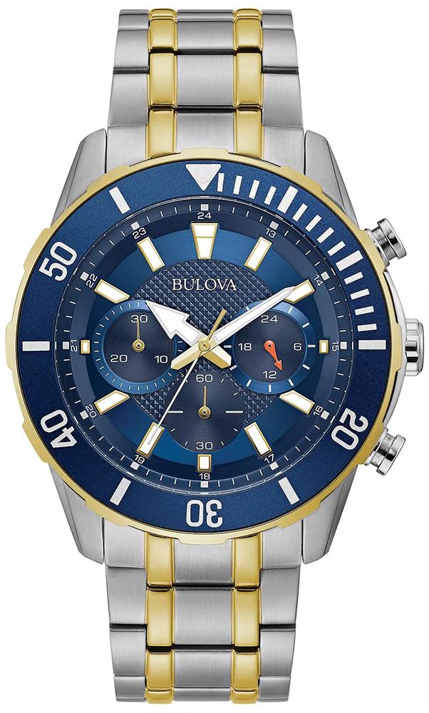 Bulova 98A246 - zegarek męski