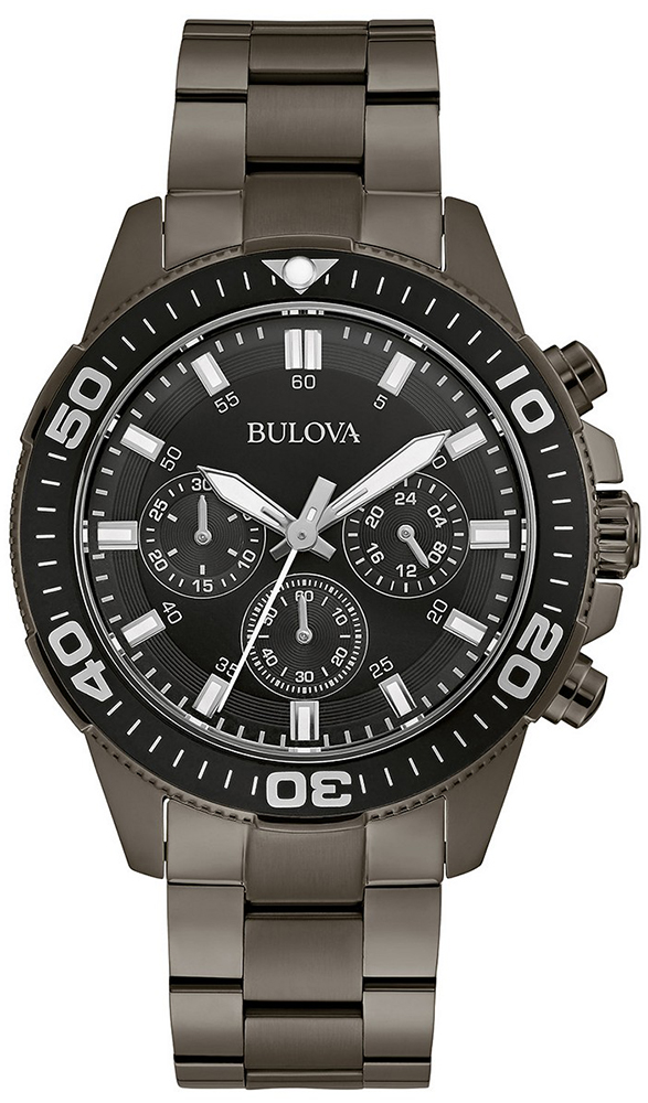 Bulova 98A249 - zegarek męski