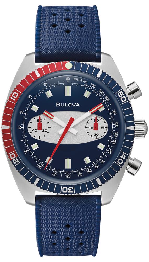 Bulova 98A253 - zegarek męski