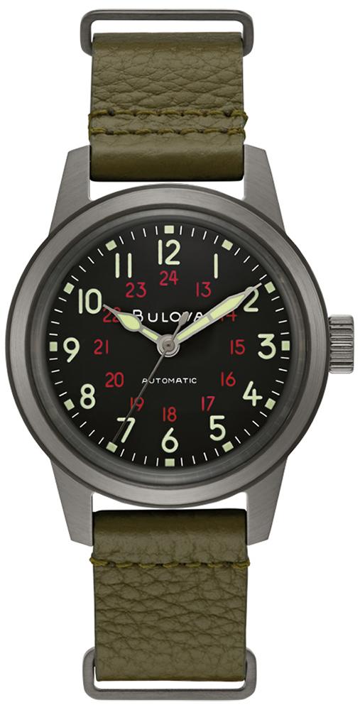 Bulova 98A255 - zegarek męski