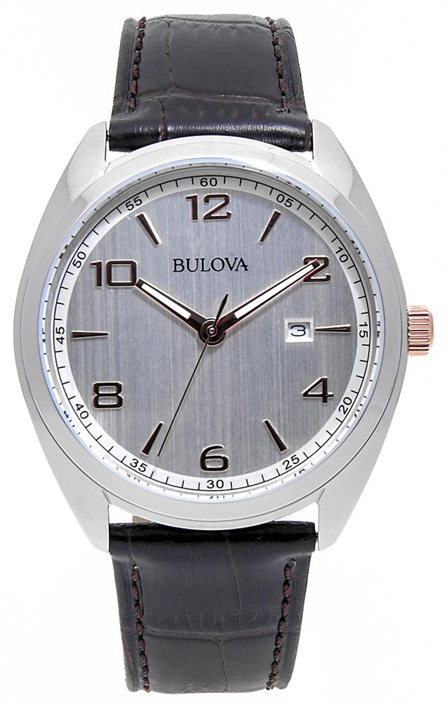 Bulova 98B347 - zegarek męski