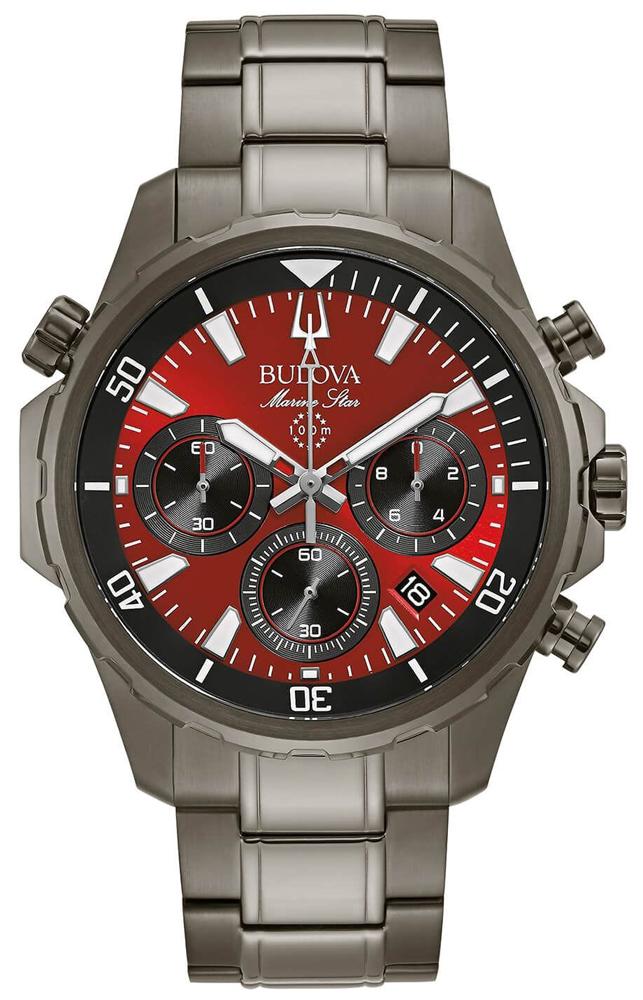 Bulova 98B350 - zegarek męski