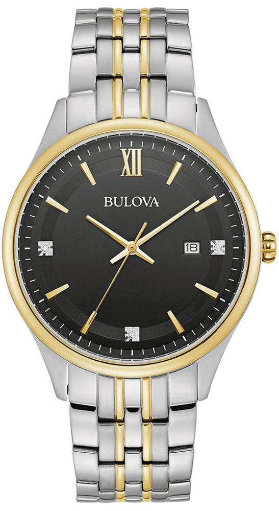 Bulova 98D160 - zegarek męski