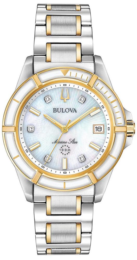 Bulova 98P186 - zegarek damski