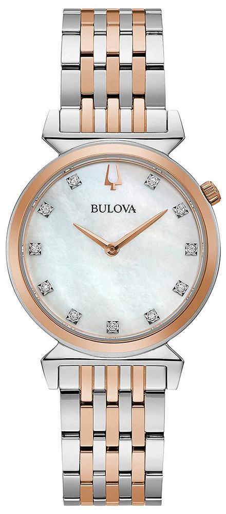 Bulova 98P192 - zegarek damski