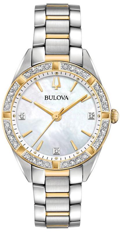 Bulova 98R263 - zegarek damski