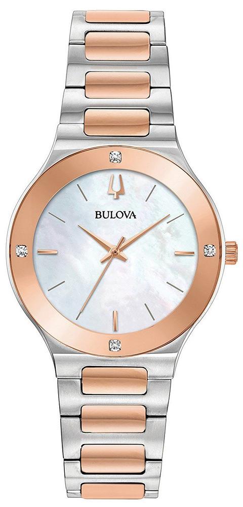 Bulova 98R274 - zegarek damski