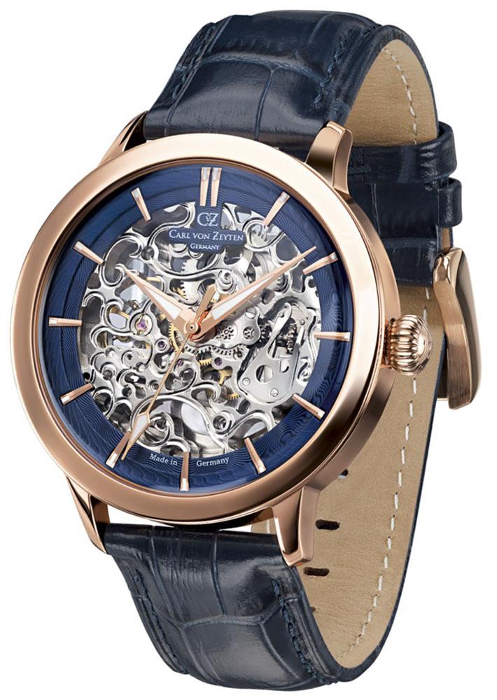 Carl von Zeyten CVZ0013RBL - zegarek męski