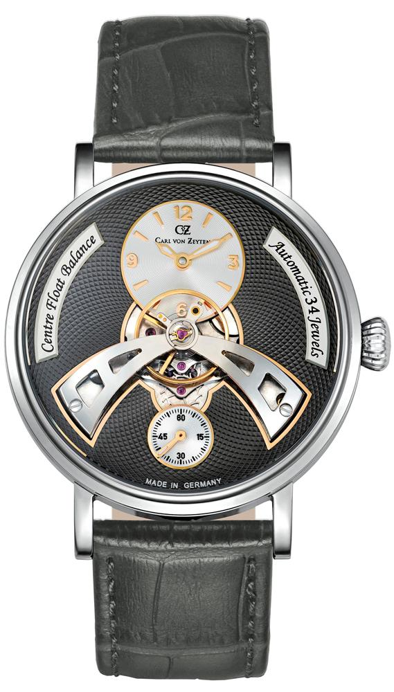 Carl von Zeyten CVZ0042GY - zegarek męski