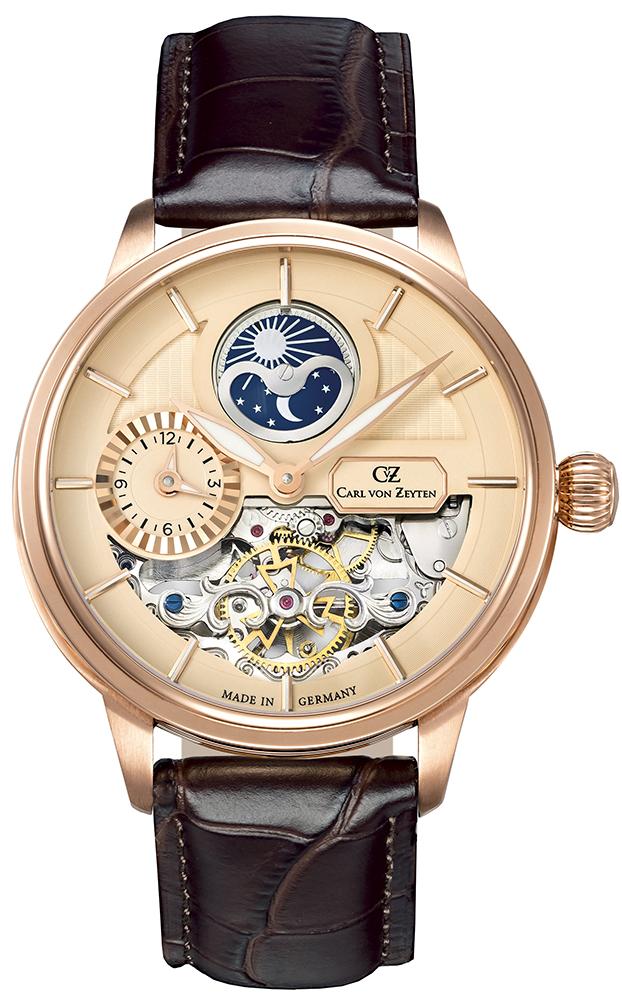 Carl von Zeyten CVZ0048RG - zegarek męski