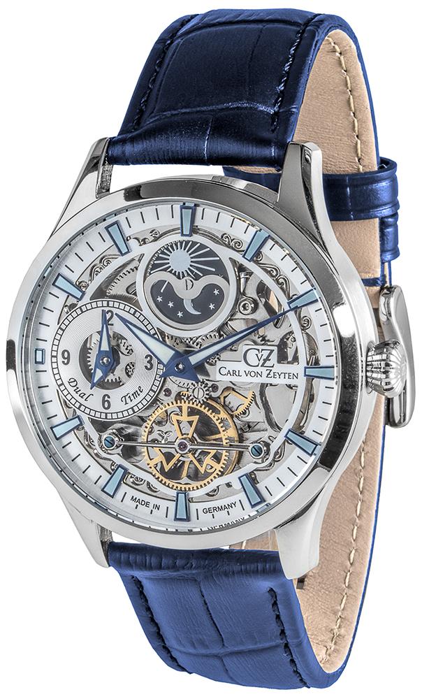 Carl von Zeyten CVZ0063SL - zegarek męski