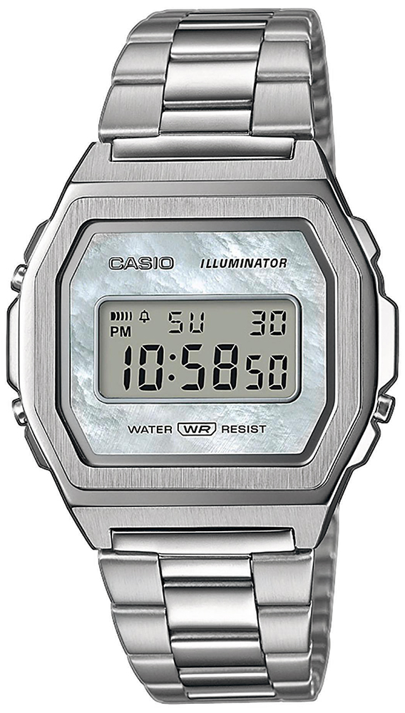 Casio Vintage A1000D-7EF - zegarek damski