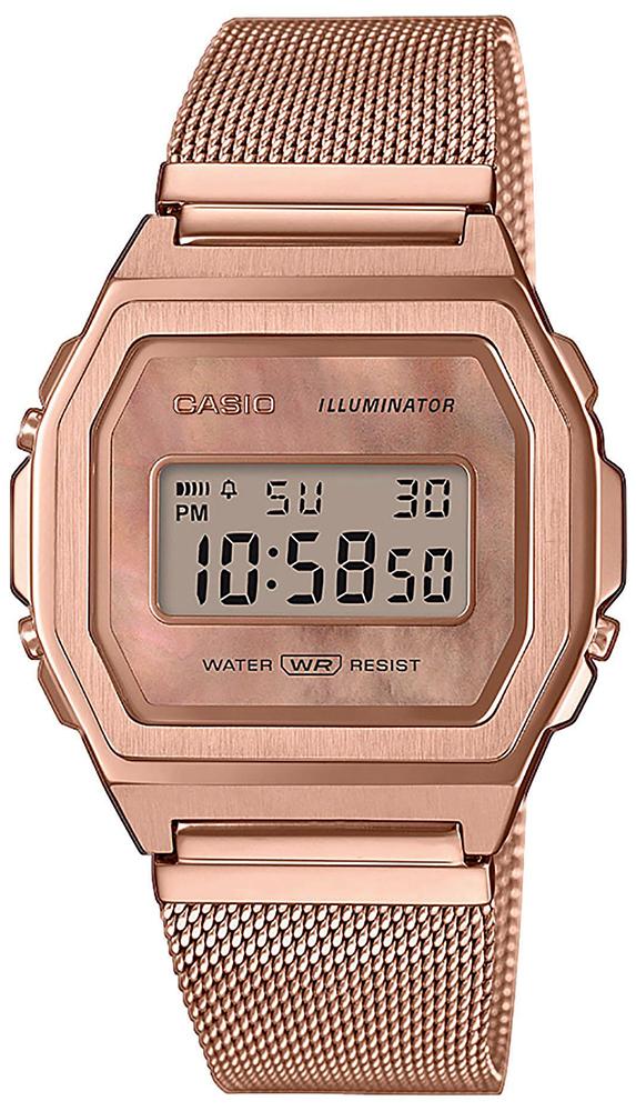 Casio A1000MPG-9EF - zegarek damski