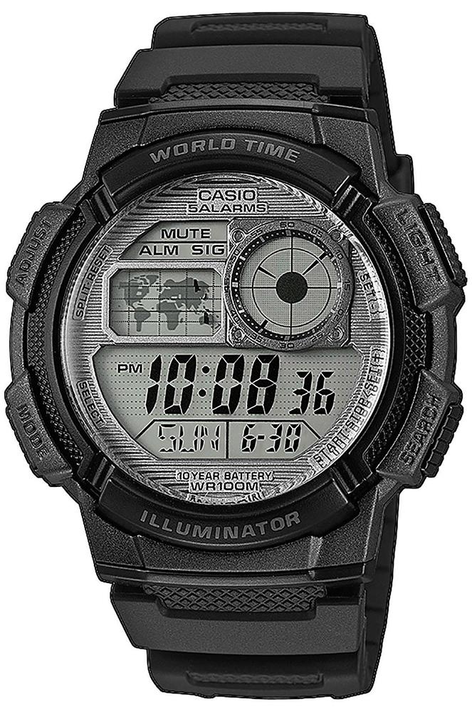 Casio AE-1000W-7AVEF - zegarek męski