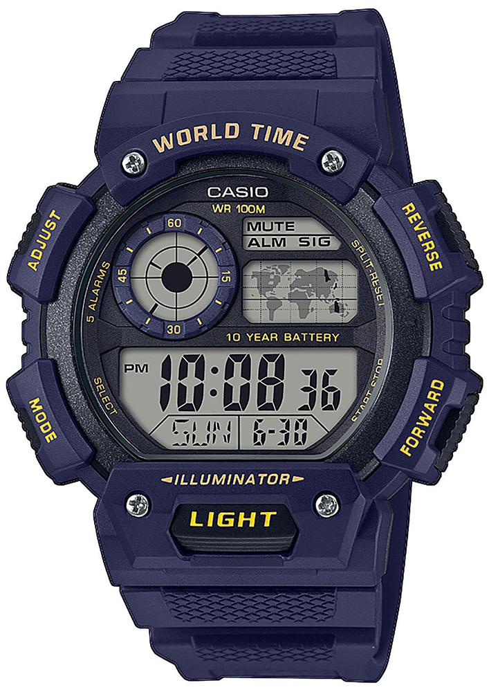 Casio AE-1400WH-2AVEF - zegarek męski