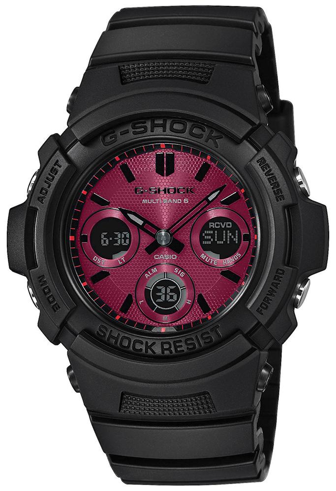 G-SHOCK AWG-M100SAR-1AER - zegarek męski