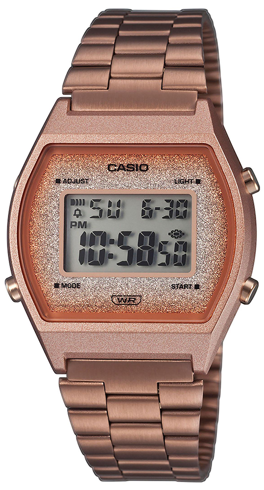 Casio B640WCG-5EF - zegarek damski