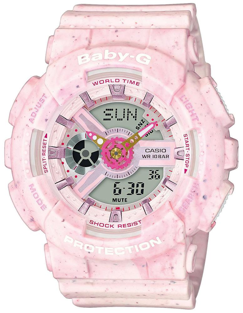 Casio Baby-G BA-110PI-4AER - zegarek damski