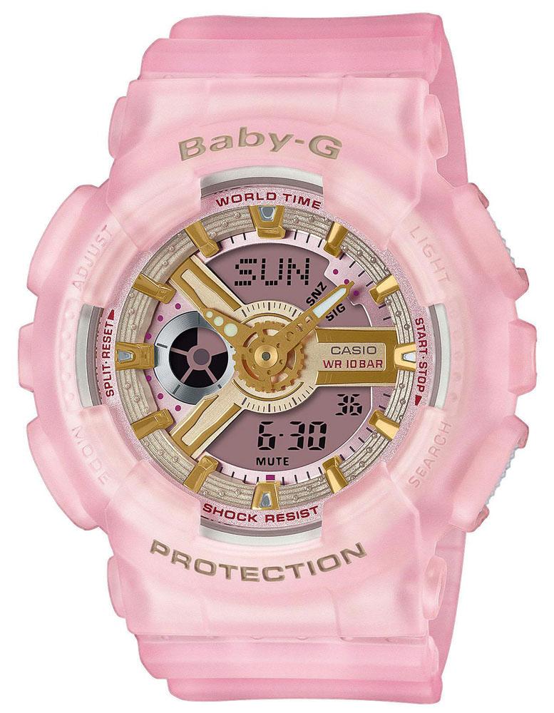 Baby-G BA-110SC-4AER - zegarek damski