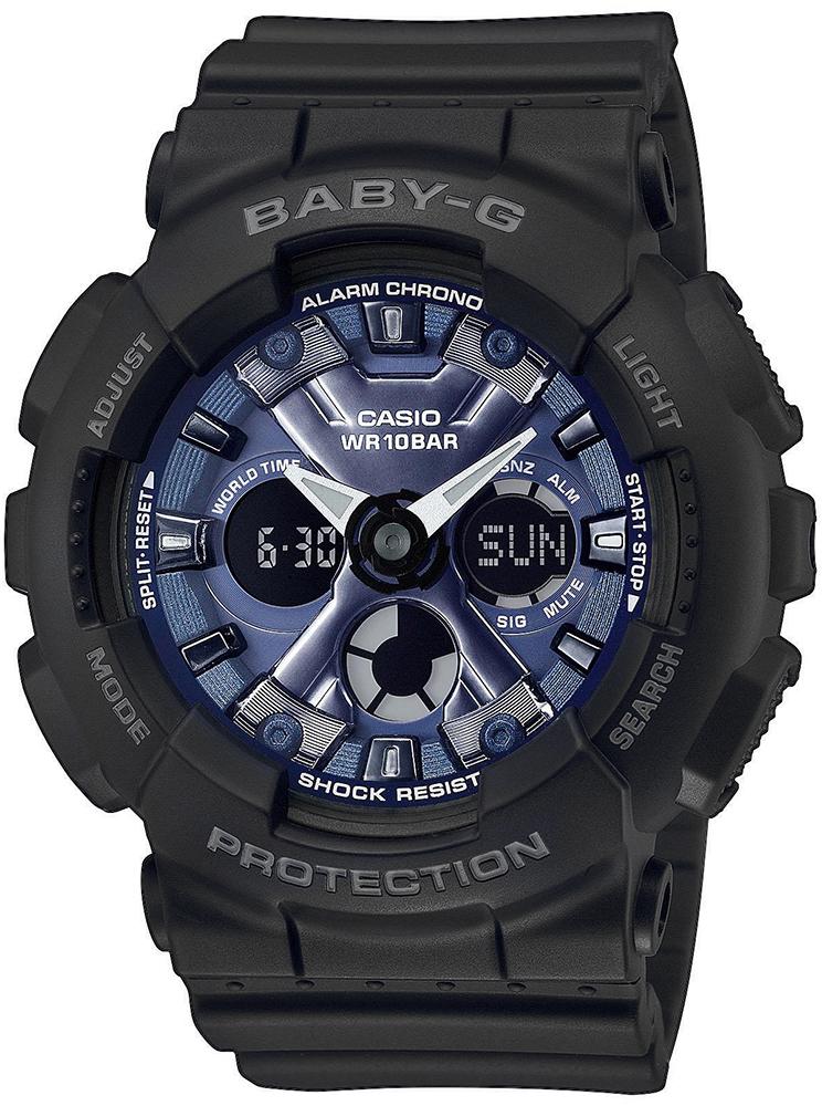 Casio Baby-G BA-130-1A2ER - zegarek damski