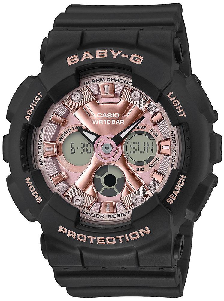 Baby-G BA-130-1A4ER - zegarek damski