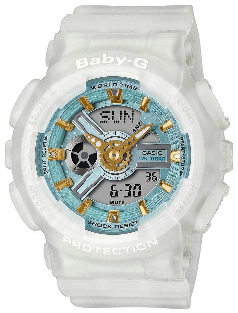Baby-G BA-110SC-7AER - zegarek damski