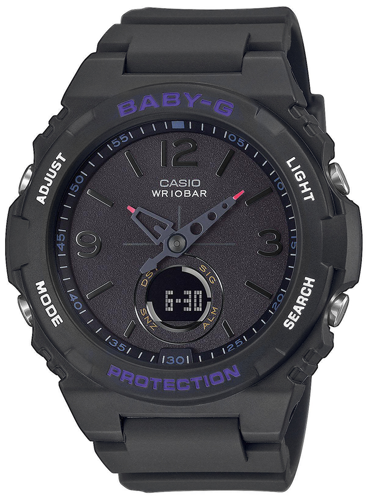 Baby-G BGA-260-1AER - zegarek damski
