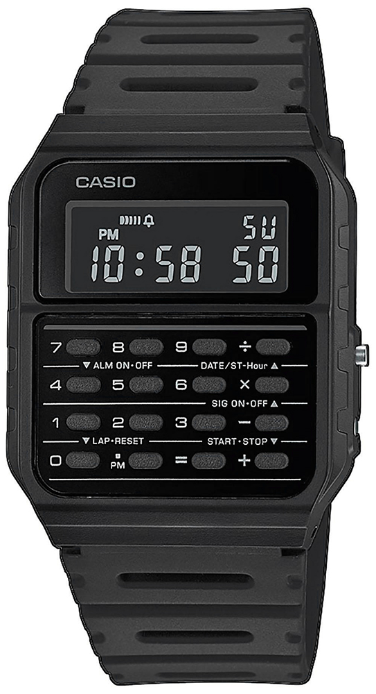 Casio CA-53WF-1BEF - zegarek męski