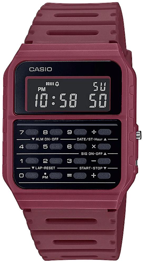 Casio CA-53WF-4BEF - zegarek męski