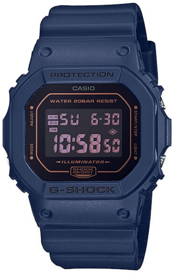 G-SHOCK DW-5600BBM-2ER - zegarek męski